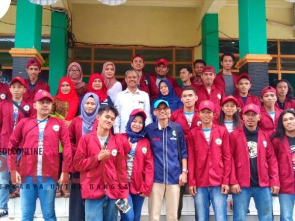 Kampus Sambutan Maba Universitas Cokroaminoto Makassar Wisuda