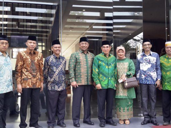Pimpinan UCM ikut Rakernas Syarikat Islam di Purwakarta Jabar, Tahun 2018