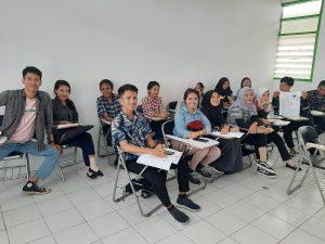 Mahasiswa Manajemen angkatan 2017